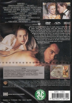 Speelfilm DVD - Dangerous Liaisons
