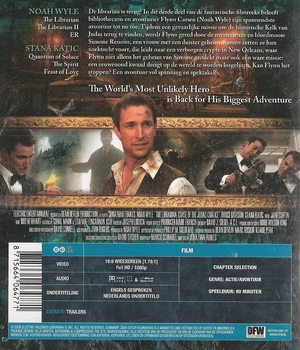 Avontuur Blu-ray - The Librarian 3