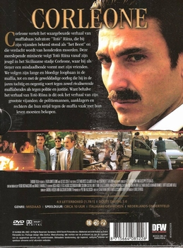 TV serie DVD - Corleone (6 DVD)