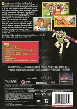 Disney DVD - Toy Story 3