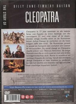 Speelfilm DVD - Cleopatra