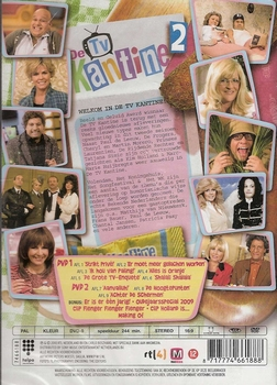 DVD serie - De TV Kantine 2 (2 DVD)