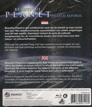 Documentaire Blu-Ray - Beautiful Planet