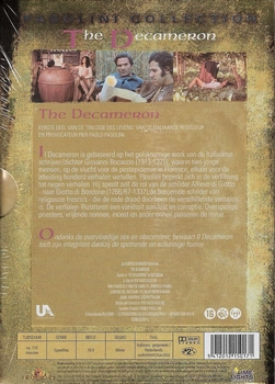 Pasolini Collection DVD - Decameron
