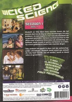 Jeugd Tv-serie DVD - Wicked Science Seizoen 1 deel 1
