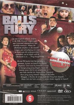 Humor DVD - Balls of Fury