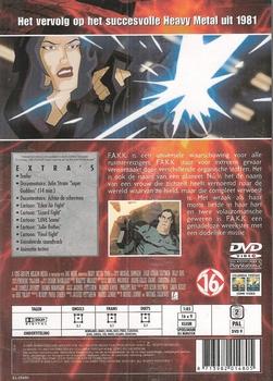 Anime DVD - Heavy Metal 2000