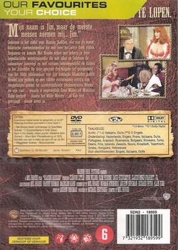 Western DVD - Blazing Saddles