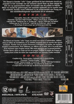 Actie DVD - xXx (Steelbook)