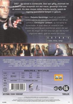 Thriller DVD - Adrenalin