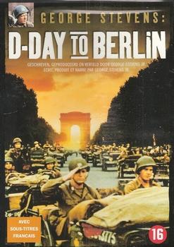Oorlogsdocumentaire DVD - D-Day to Berlin