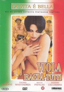 Italiaanse Film DVD - Viola Bacia Tutti