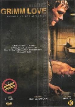 Thriller DVD - Grimm Love