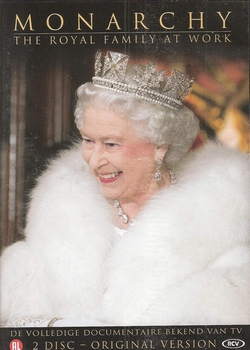 Documentaire DVD - Monarchy (2 DVD)