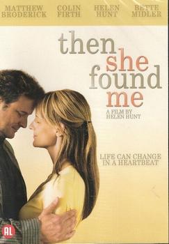 Romantische Komedie DVD - Then she found Me