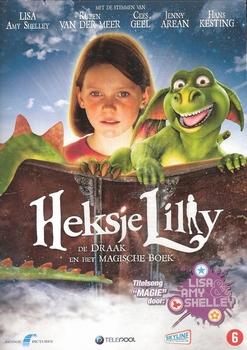 Jeugd DVD - Heksje Lilly