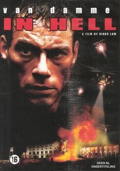 Actie DVD - In Hell (import)