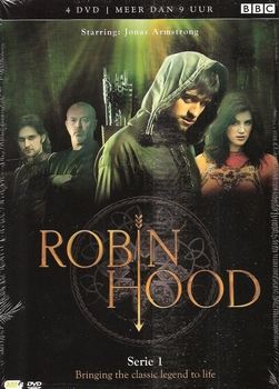 TV serie DVD - Robin Hood 4 DVD)