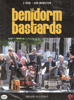 TV serie DVD - Benidorm Bastards (2 DVD)