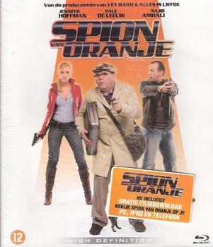 Blu-ray - Spion van Oranje