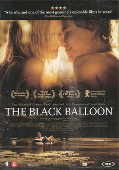 Speelfilm DVD - The Black Balloon