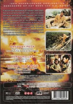 Oorlogsfilm DVD - The Purple Plain
