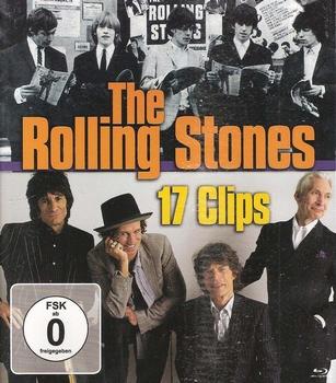 Muziek Blu-ray - Rolling Stones 17 clips