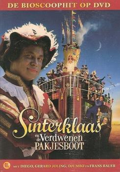 Jeugd DVD - Sinterklaas en de Verdwenen Pakjesboot