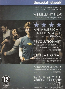 Drama DVD - The Social Network