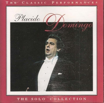 Muziek CD Placido Domingo - The Solo Collection