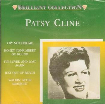 Muziek CD Patsy Cline - Brilliant Collection