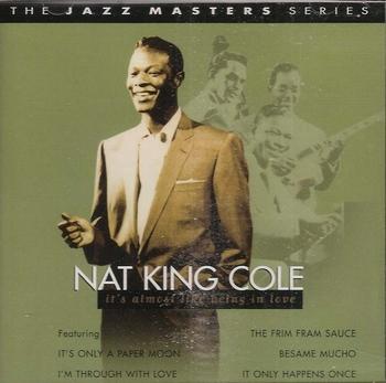 Muziek CD Nat King Cole - Jazz Masters