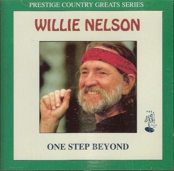 Muziek CD Willie Nelson - One Step Beyond