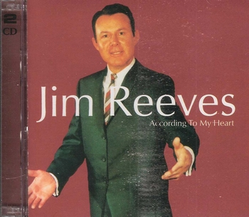 Muziek CD Jim Reeves - According to my Heart (2 CD)