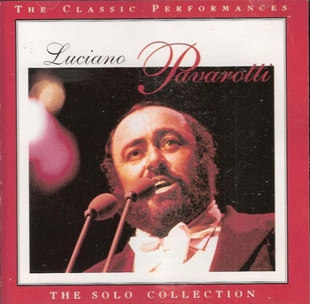 Muziek CD Luciano Pavarotti - The Solo Collection