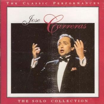 Muziek CD Jose Carreras - The Solo Collection