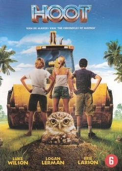 Speelfilm DVD - Hoot