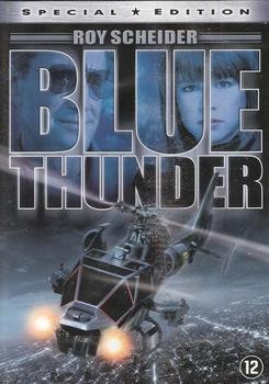 Actie DVD - Blue Thunder