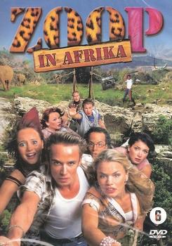 DVD Avontuur - Zoop in Afrika