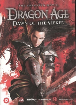 Anime DVD - Dragon Age - Dawn of the Seeker