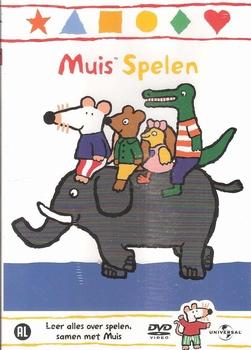 Kinder DVD - Muis Spelen