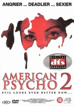 Thriller DVD - American Psycho 2