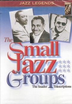 DVD Jazz Legends - Small Jazz Groups