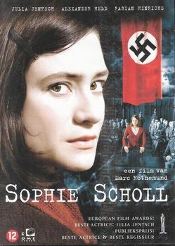 Oorlog DVD - Sophie Scholl