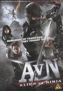 Science Fiction DVD - Alien vs. Ninja