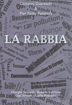 DVD Internationaal - La Rabbia