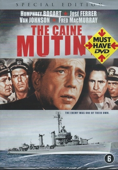 Oorlog DVD - The Caine Mutiny
