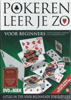 DVD Pokeren leer je zo (DVD + boek)