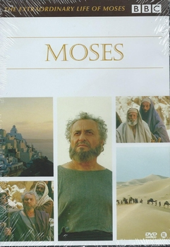 Religie DVD Moses