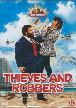 Bud Spencer DVD - Thieves and Robbers